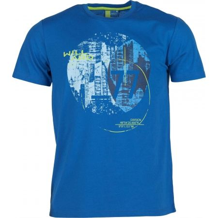 Pánske tričko - Willard MORES - 1