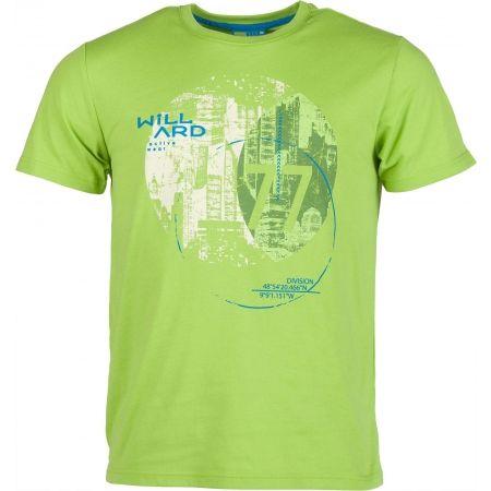 Pánské triko - Willard MORES - 1