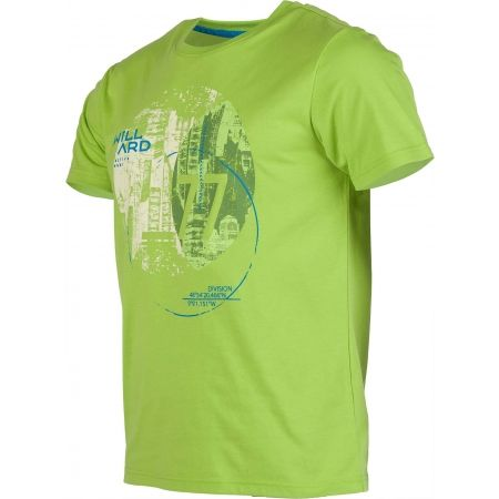 Pánské triko - Willard MORES - 2