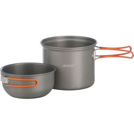 Vango HARD ANODISED 1 PERSON COOK KIT - Sada nádobí