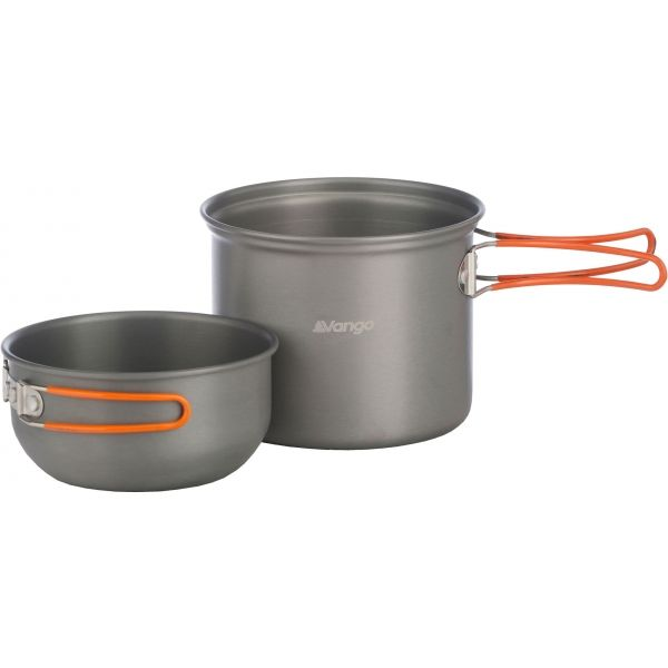 Vango HARD ANODISED 1 PERSON COOK KIT - Set hrncov