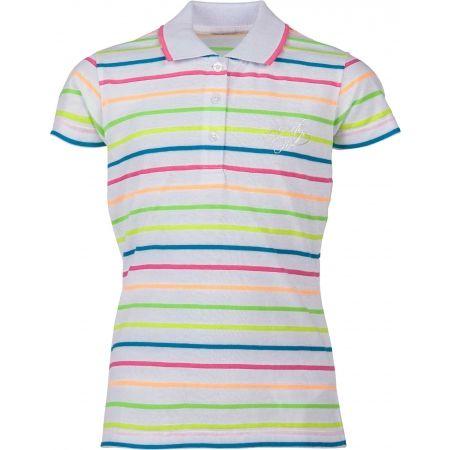 Girls' polo shirt - Lewro OPRAH - 1