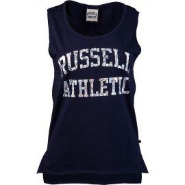 Russell Athletic CLASSIC PRINTED SINGLET - Dámské tílko