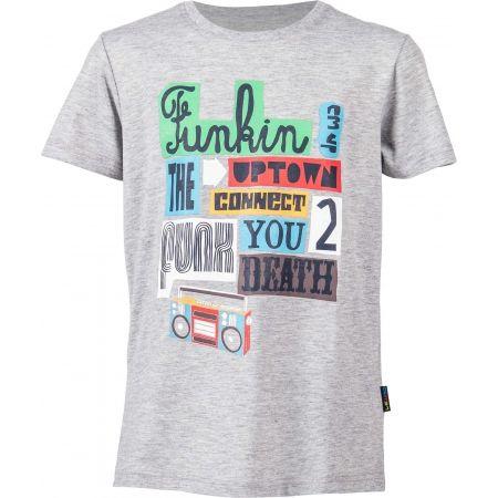 Boys' T-shirt - Lewro OTTO - 1