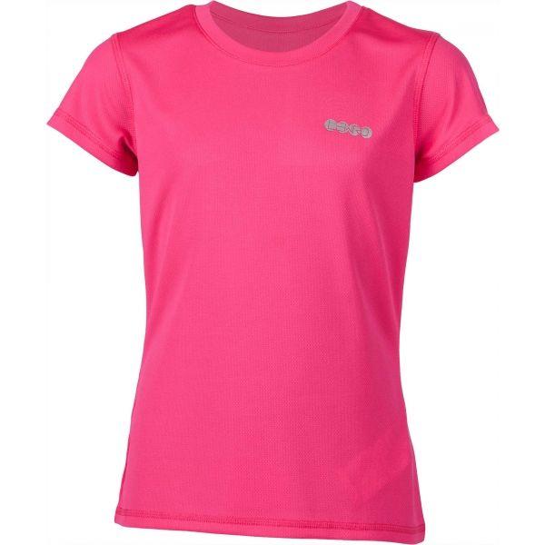 Lewro OTTONIA růžová 164-170 - Dívčí triko