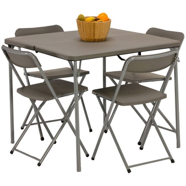 Vango ORCHARD 86 TABLE AND CHAIR SET  NS - Kemping szett