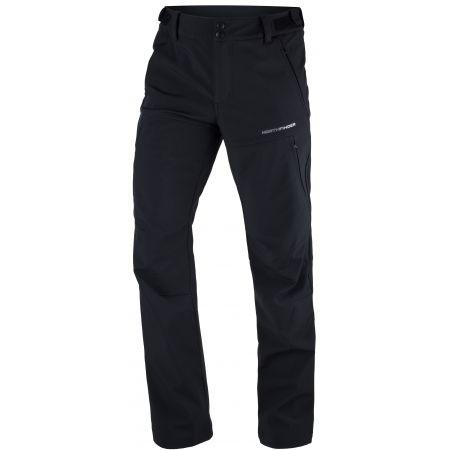 Northfinder HOUDIN - Pánské softshellové kalhoty