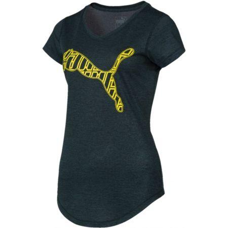 Dámské triko - Puma Heather Cat Tee - 1