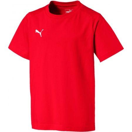 Chlapecké volnočasové triko - Puma LIGA CASUALS TEE JR