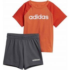 adidas I LIN SUM SET - Dětská souprava