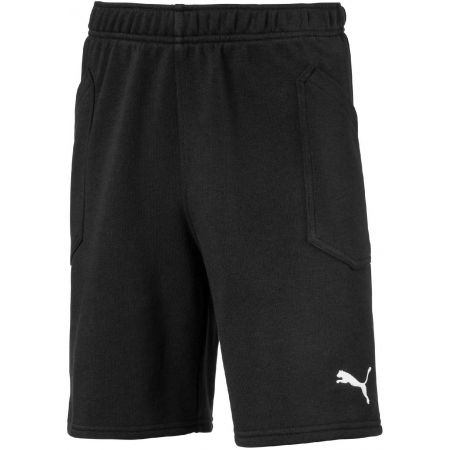 Puma LIGA CASUALS SHORTS JR - Детски шорти