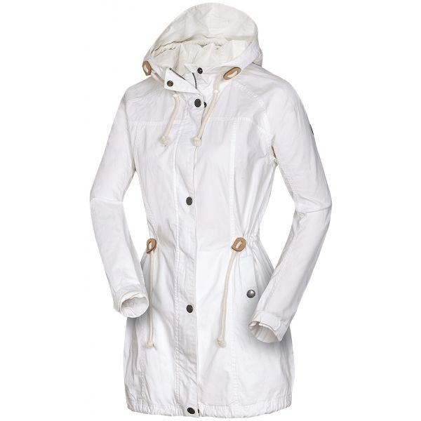 Northfinder ILONA bílá S - Dámská bunda