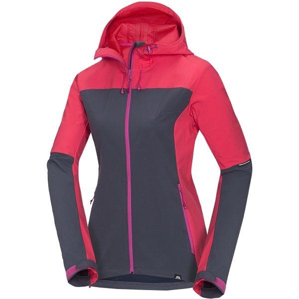 Northfinder MARIE - Dámska softshellová bunda