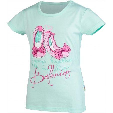 Dievčenské tričko - Lewro ORIETTA - 2