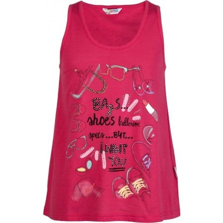 Girls' tank top - Lewro ORINDA - 1