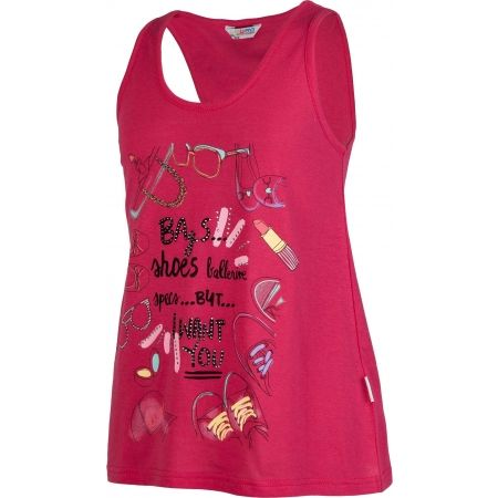 Girls' tank top - Lewro ORINDA - 2