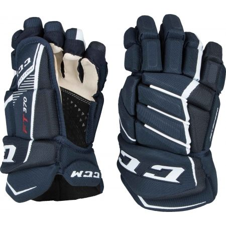 CCM JETSPEED 370 SR - Hockey gloves