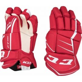 CCM JETSPEED 350 SR - Hokejové rukavice