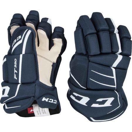 Hokejové rukavice - CCM JETSPEED 350 SR