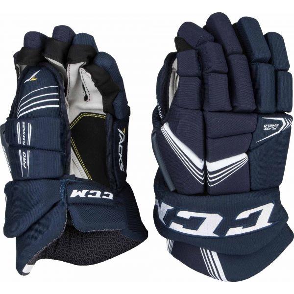 CCM TACKS 5092 SR modrá 14 - Hokejové rukavice