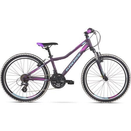 Dievčenský bicykel - Kross LEA JR 2.0 D 24