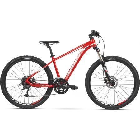 Detský horský bicykel - Kross LEVEL JR TEAM 24
