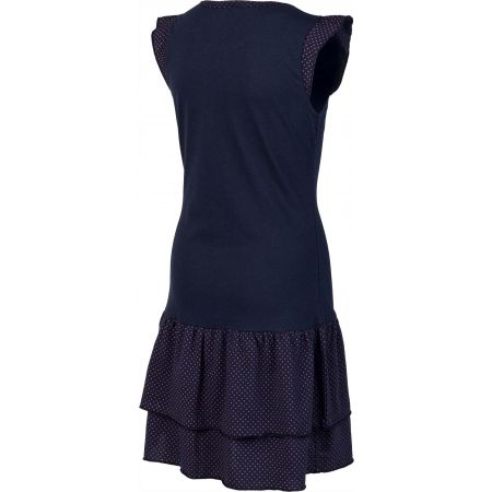 Girls' Dress with Ruffles - Lewro MARLA - 3