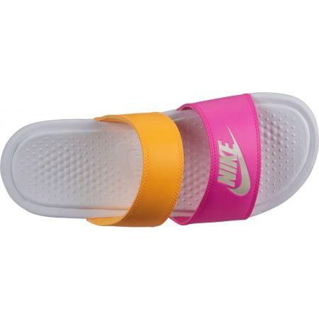 Dámské pantofle - Nike BENASSI DUO ULTRA SLIDE - 4