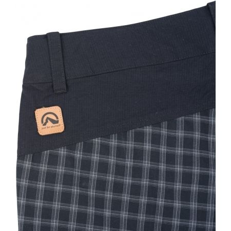 Men's 3/4 shorts - Northfinder MAURICIO - 4