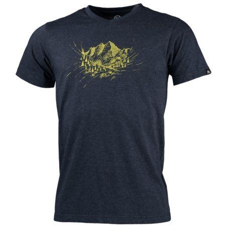 Northfinder ABELIN - Pánske outdoorové tričko