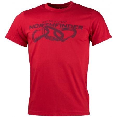 Men's outdoor T-shirt - Northfinder BELO
