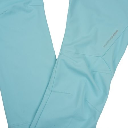 Women's softshell trousers - Northfinder IVANNA - 5