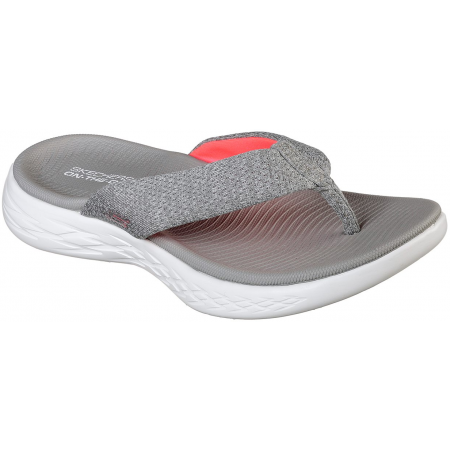 Damen Flip Flops - Skechers ON THE GO 600 GLISTEN