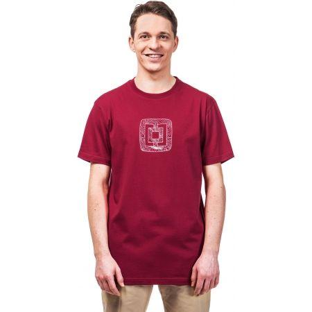 Pánske tričko - Horsefeathers GIDEON T-SHIRT - 1