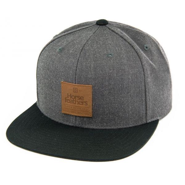 Horsefeathers NATAN CAP - Snapback šiltovka