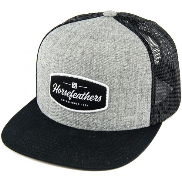 Horsefeathers KANE CAP - Trucker šiltovka
