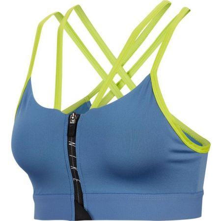 Nike SRF SPRT INDY ZIP BRA - Dámská sportovní podprsenka