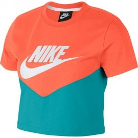 Nike NSW HRTG TOP SS - Damen Top