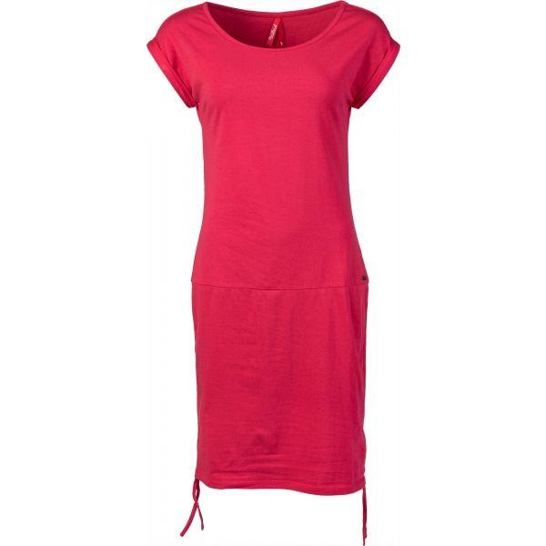 Willard TALIANA růžová XXL - Dámské šaty