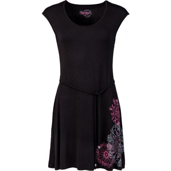 Willard MARILYN černá L - Dámské šaty