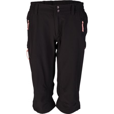Pantaloni outdoor 3/4 de damă - Willard REGIATA - 1