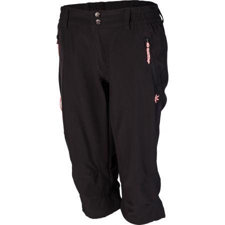 Dámské outdoorové 3/4 kalhoty - Willard REGIATA - 2