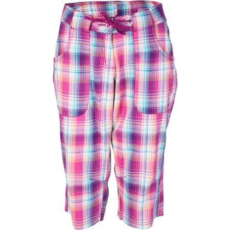 Dámské plátěné 3/4 kalhoty - Willard LENTIL - 1