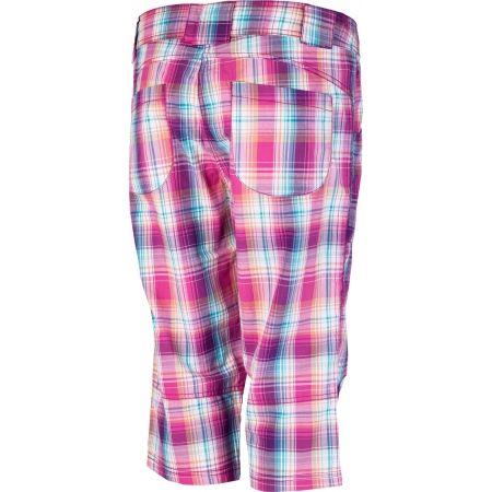 Dámské plátěné 3/4 kalhoty - Willard LENTIL - 3