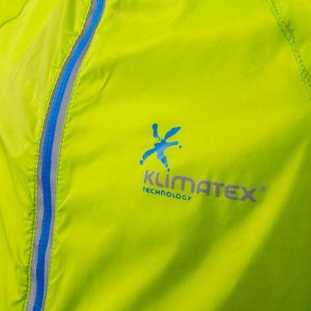 Kids' packable windbreaker jacket - Klimatex GULI - 6