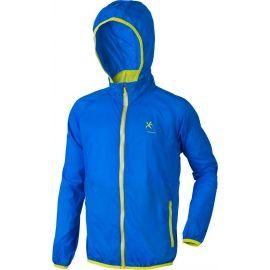 Klimatex GULI - Kids' packable windbreaker jacket
