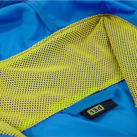 Kids' packable windbreaker jacket - Klimatex GULI - 4