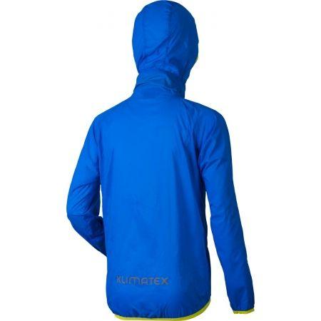 Kids' packable windbreaker jacket - Klimatex GULI - 2