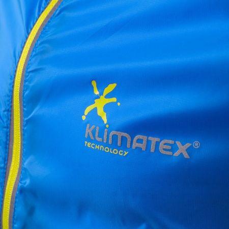 Kids' packable windbreaker jacket - Klimatex GULI - 5