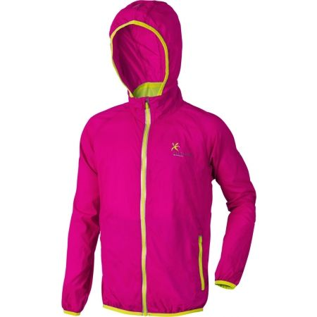 Kids' packaway wind jacket - Klimatex GULI - 1